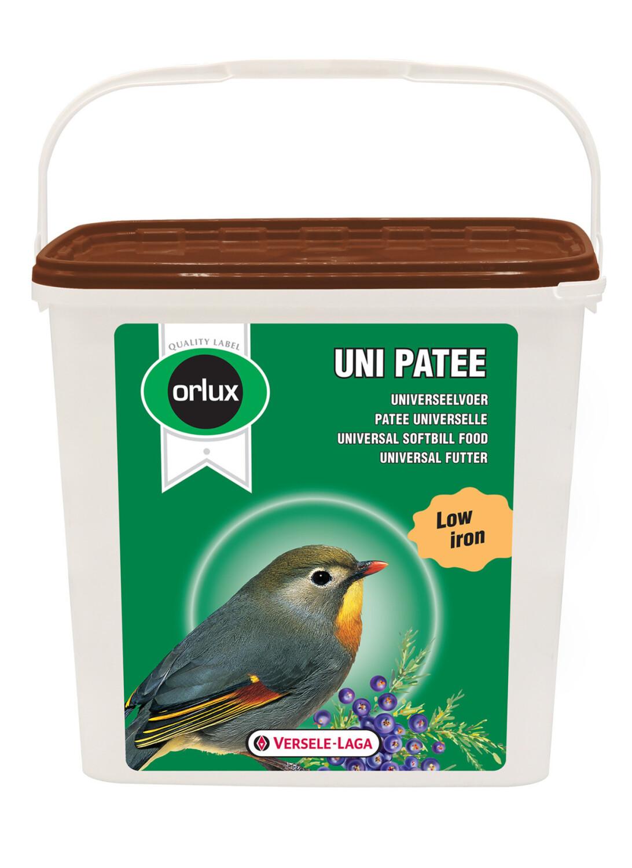 Orlux Uni Patee universeel voer 5 kg
