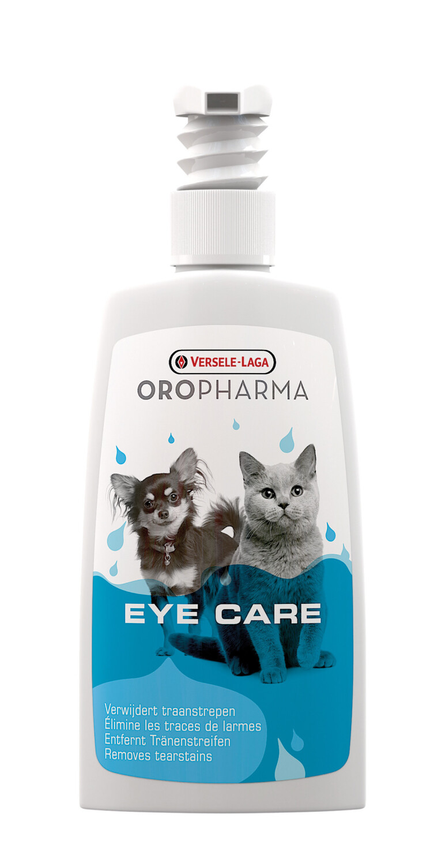 Oropharma Eye Care ooglotion hond en kat 150 ml