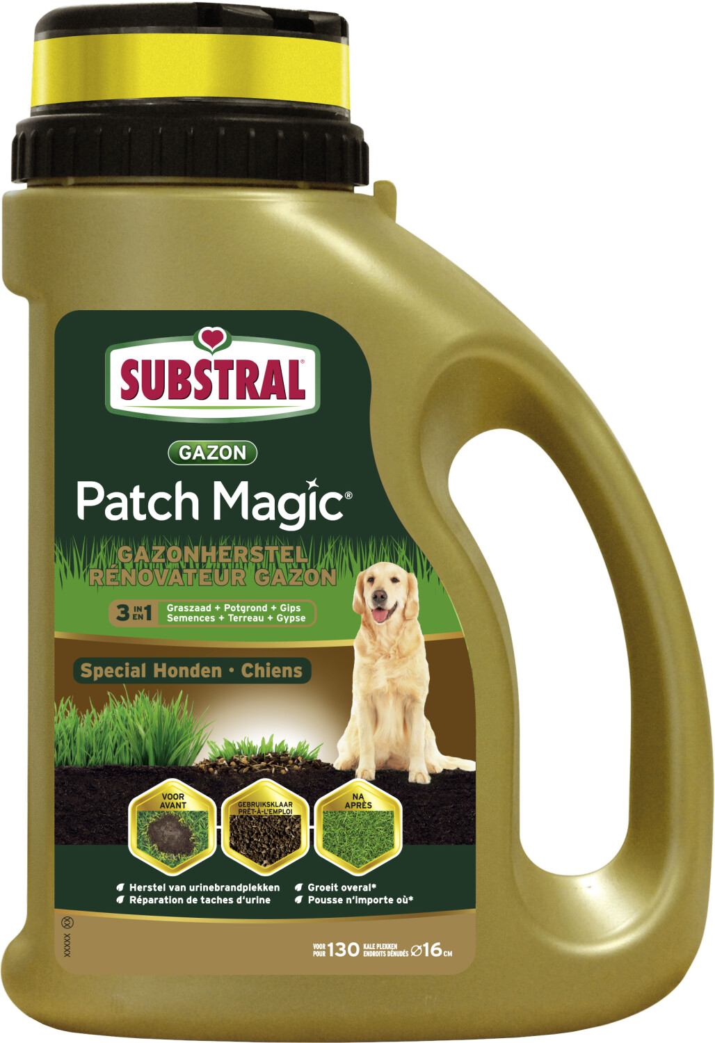 Evergreen Patch Magic Special honden13 kg