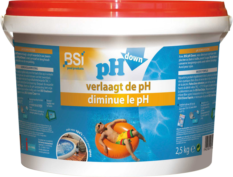 pH downpoeder 25 kg