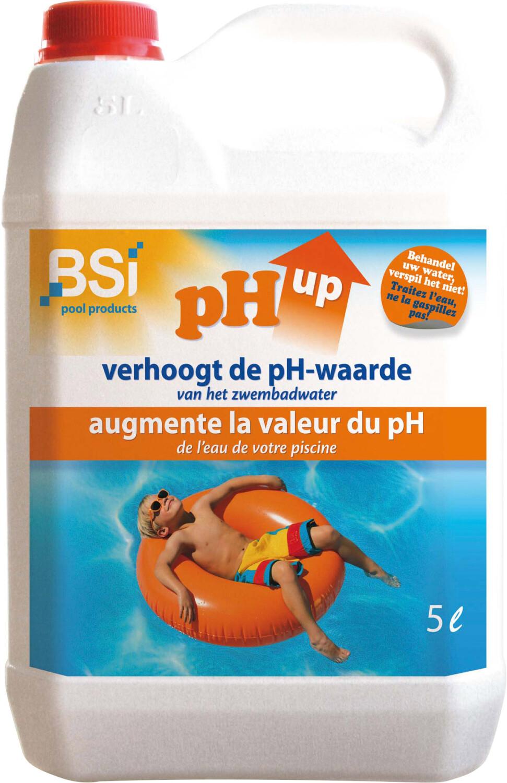 pH UP zwembad 5 liter