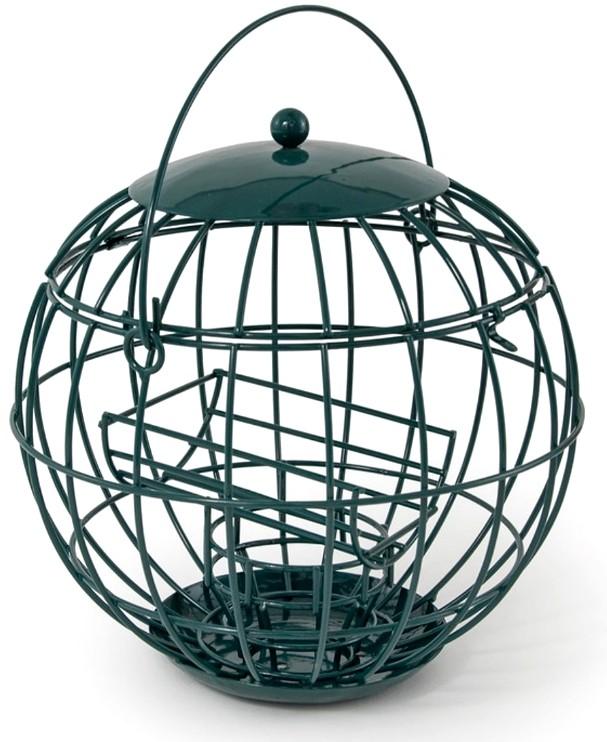Wildbird Pindakaaspothouder London - Voersilo - 22x22x21 cm Groen