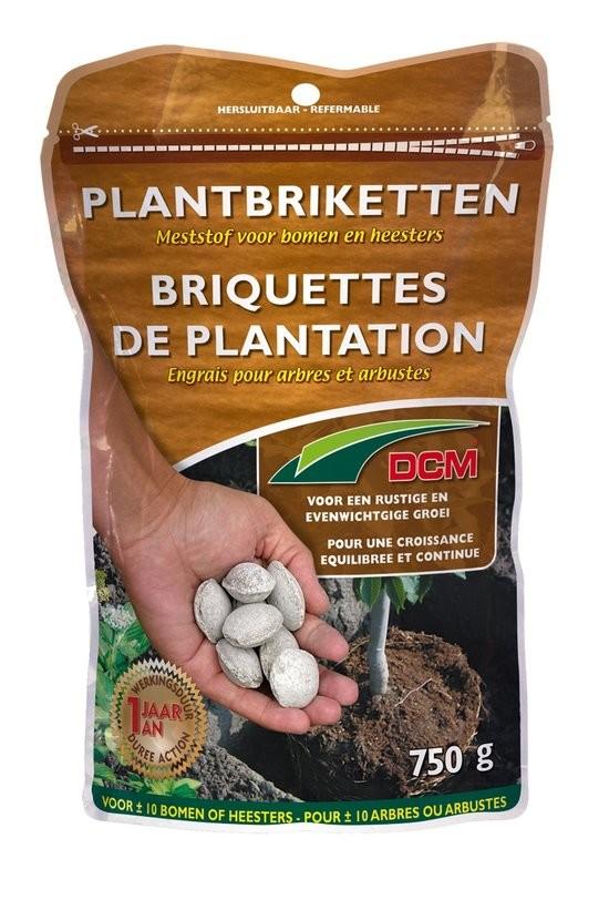 Plantbriketten DCM bomen en heesters750 g