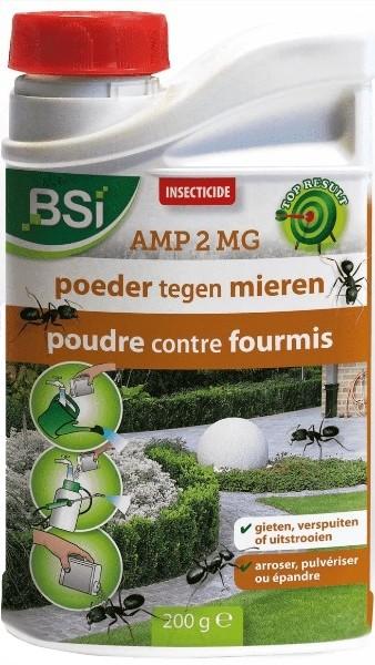 AMP 2 mg poeder tegen mieren200 g