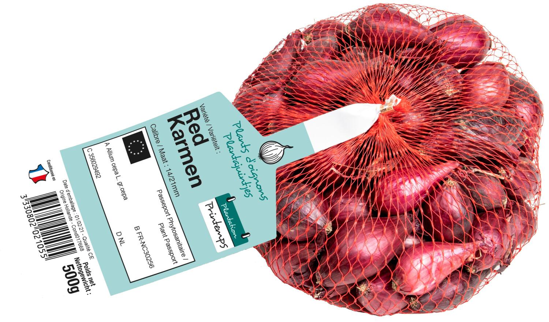 Pootgoed uien Red Karmen 500 gr