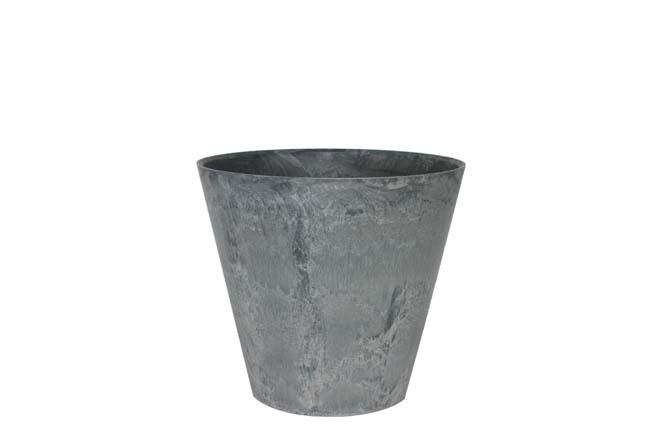 Bloempot Artstone Claire grijs 22 cm x H 20 cm