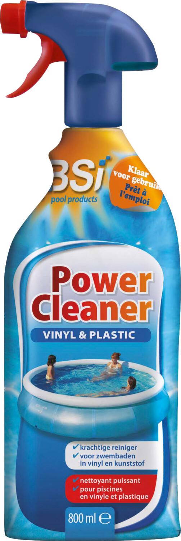 Reiniger voor vinyl of plastieken zwembad800 ml