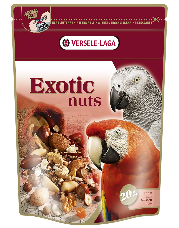 Prestige Premium exotic nuts voor papegaaien 750 g