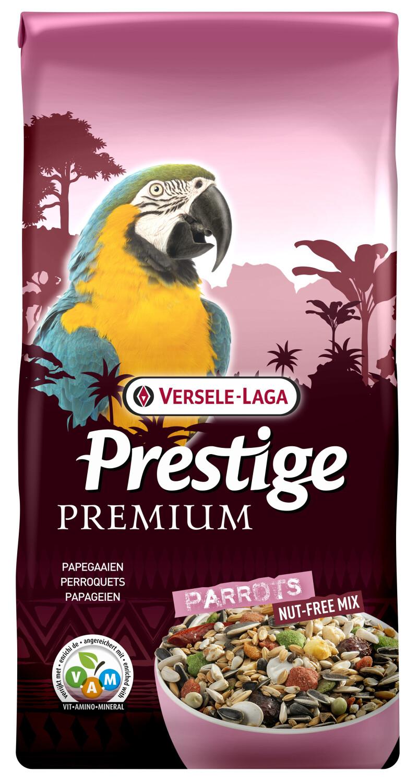 Prestige Premium papegaaien zonder noten 15 kg