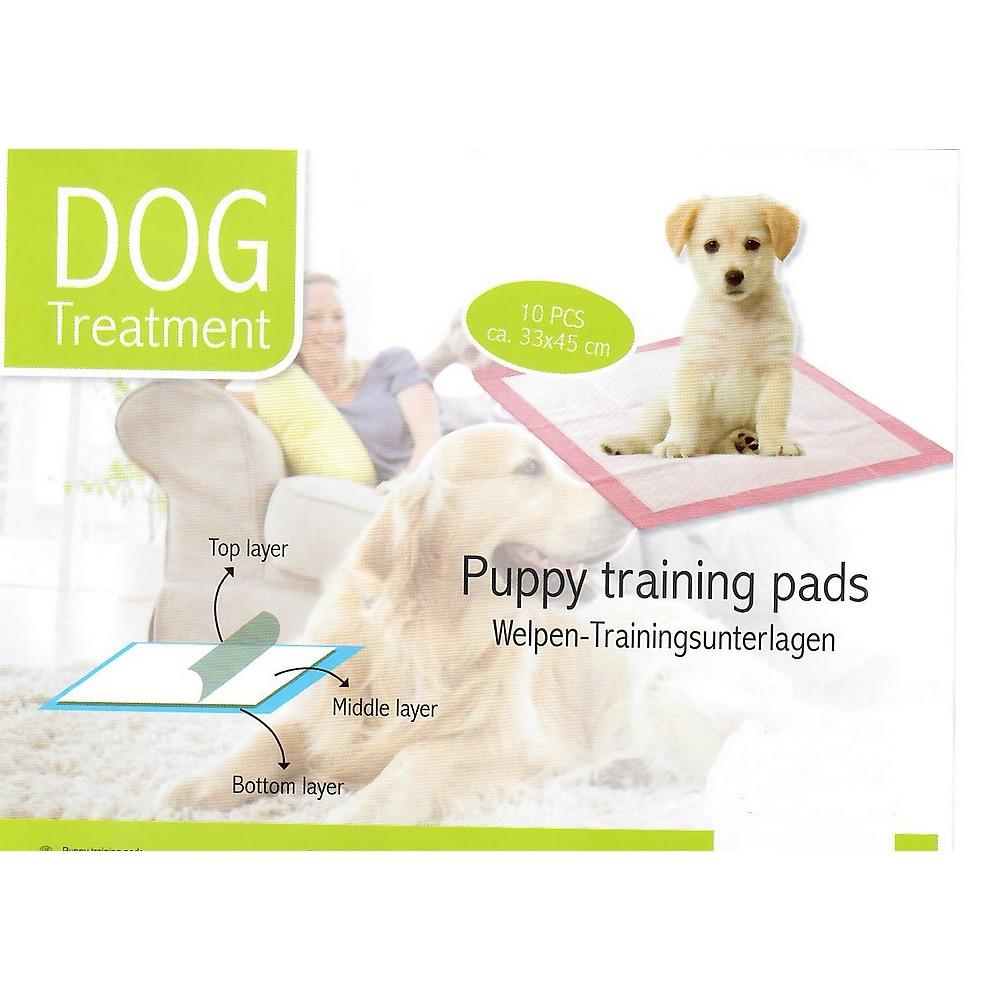 Puppy zindelijkheid trainingsdoeken