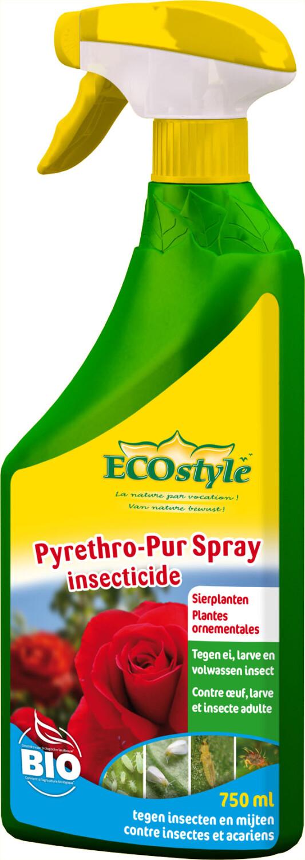 PyrethroPur gebruiksklare bioinsecticide 750 ml