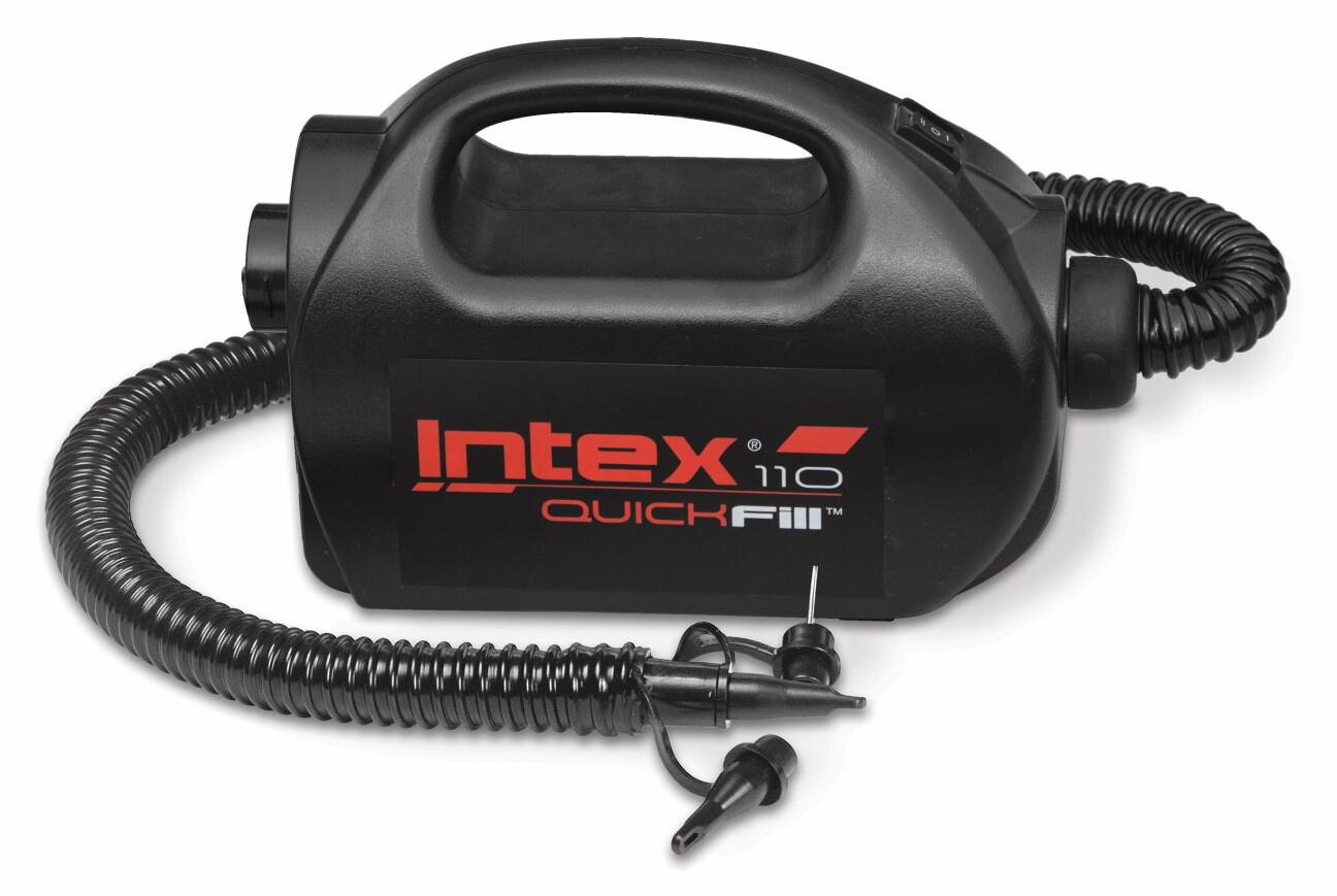 Quickfill elektrische luchtpomp Intex