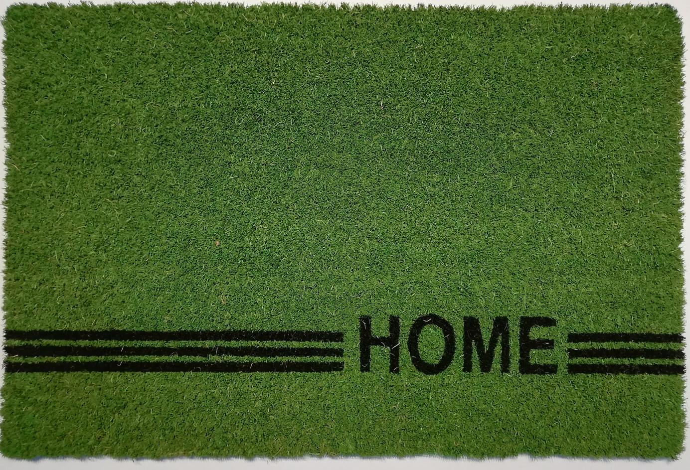 Deurmat Raja 40 x 60 cm Home groen