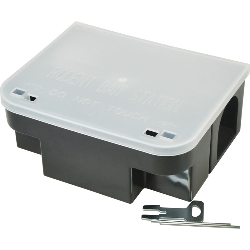 Rattengif lokstationveilige box