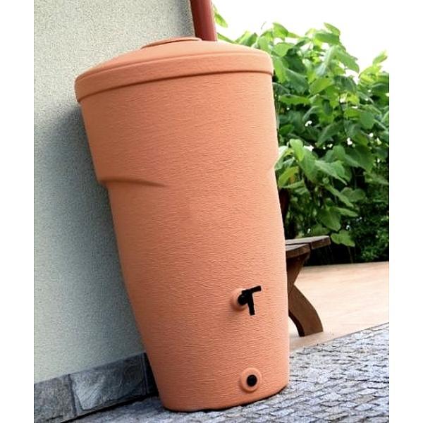 Regenton terracotta270 liter