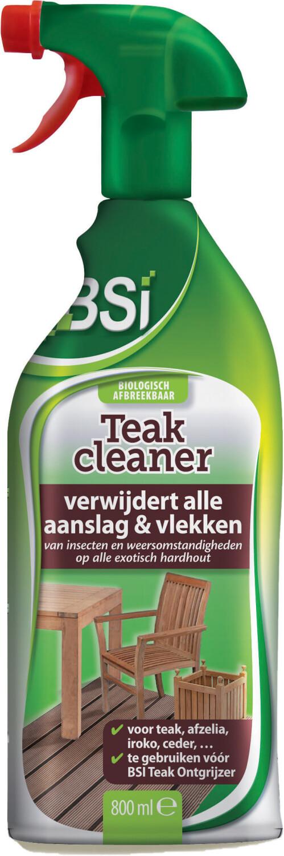 Reiniger voor hardhout 800 ml