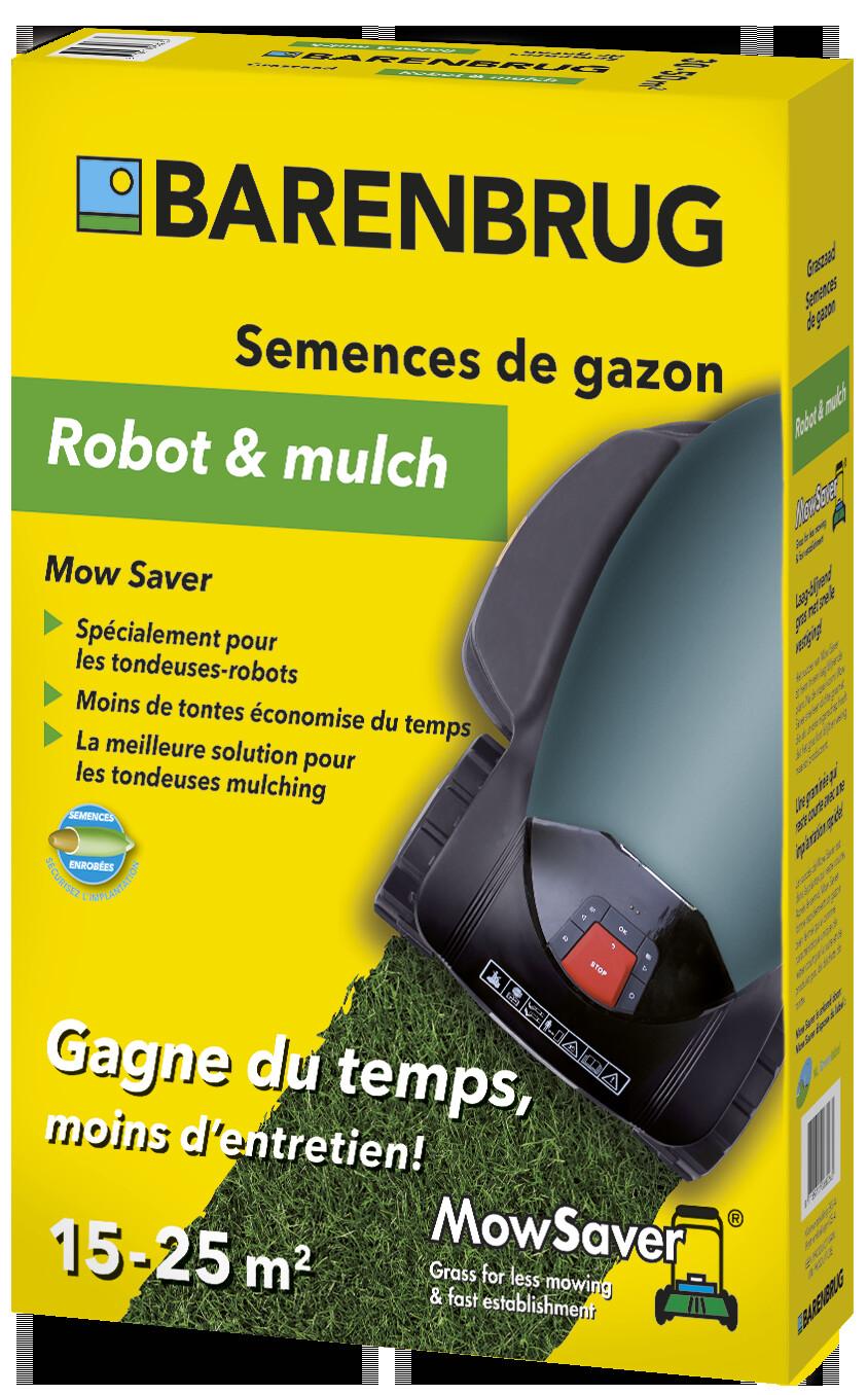 Barenburg Robot Mulch 500 gram 1525 m2