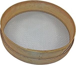 Ronde tuinzeef 7 mm 44 cm