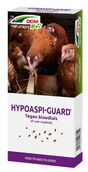 DCM HypoaspiGuard roofmijten tegen bloedluis of rode vogelmijt