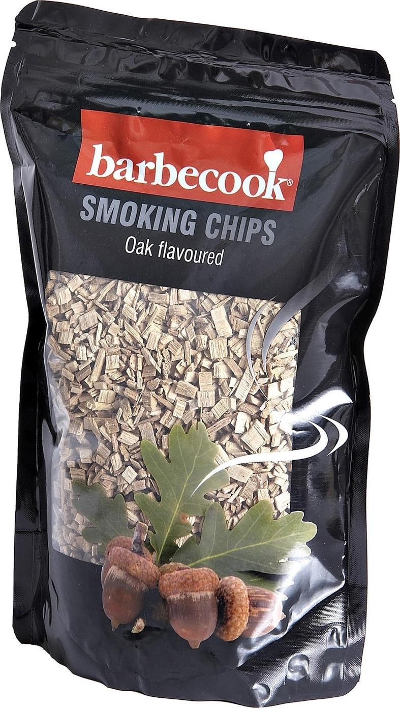 Rookchips eik voor BBQ en rookoven