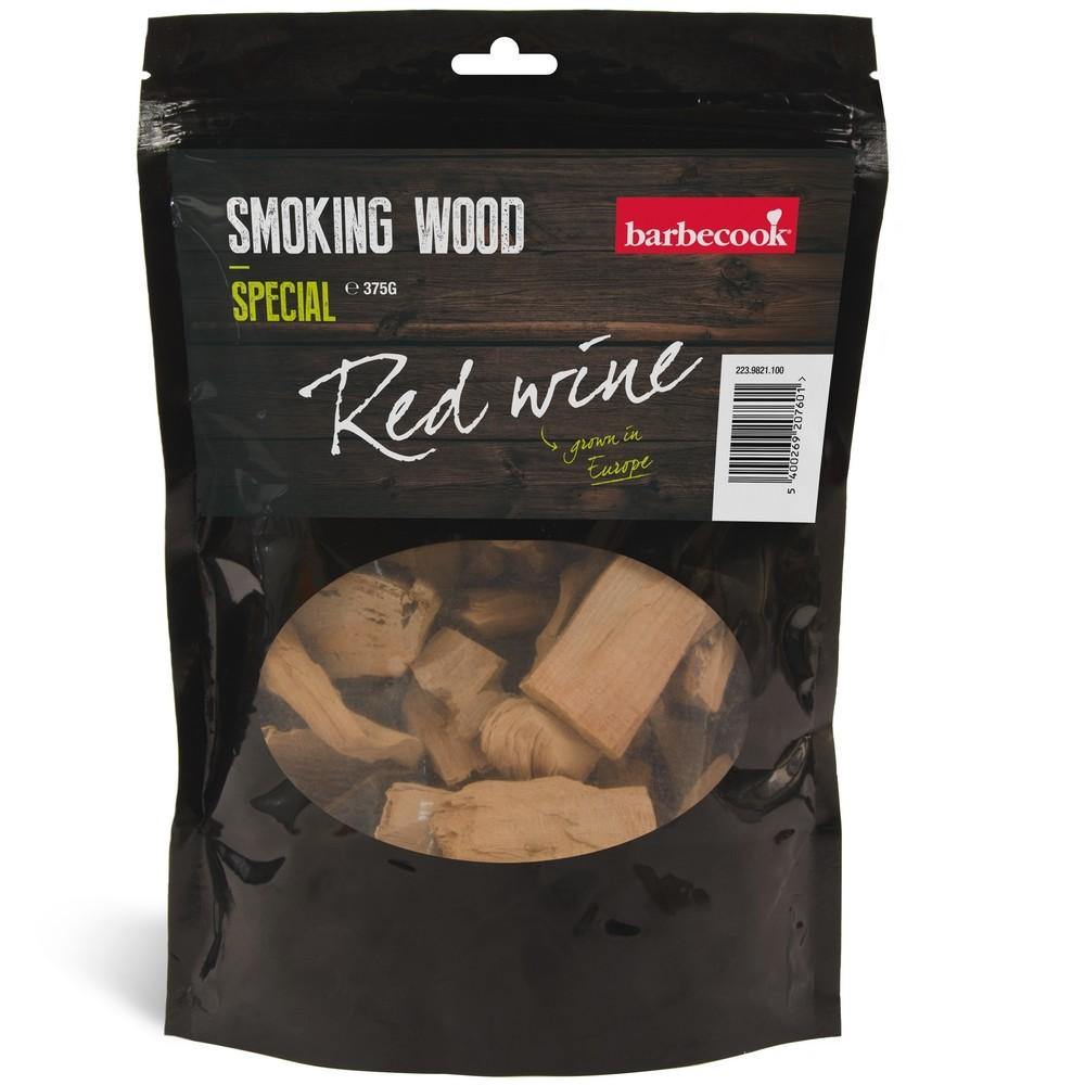 Rookhout rode wijn voor BBQ en rookoven