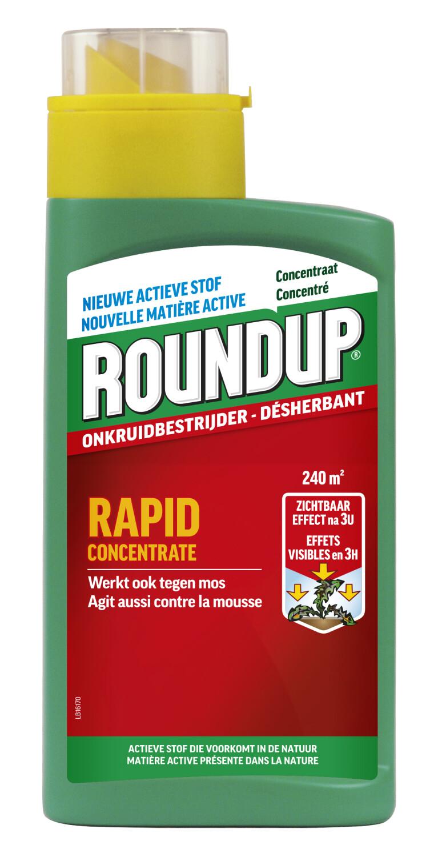 Roundup RAPID glyfosaatvrij 540 ml