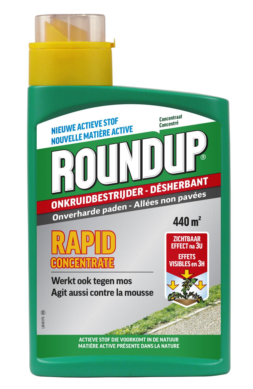 Roundup rapid pad zonder glyfosaat 990 ml