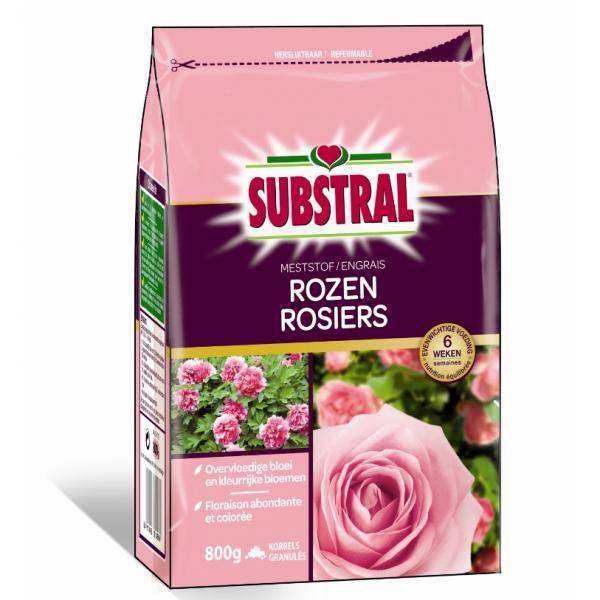 Substral rozenmest met magnasium 800 g