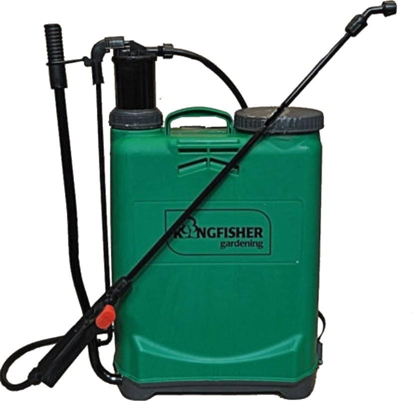Rugsproeier groen16 liter