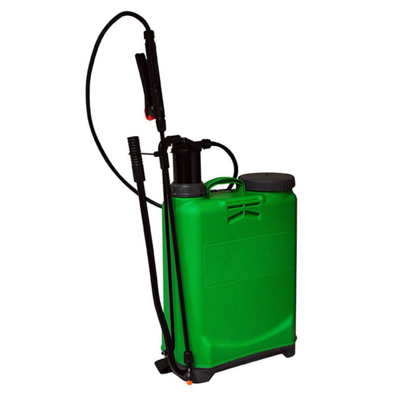 Rugsproeier groen 16 liter