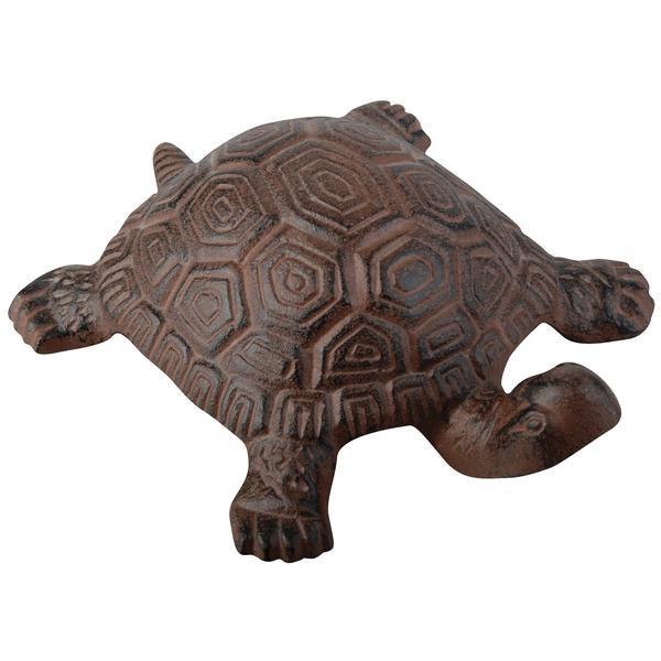Schildpad in gietijzer
