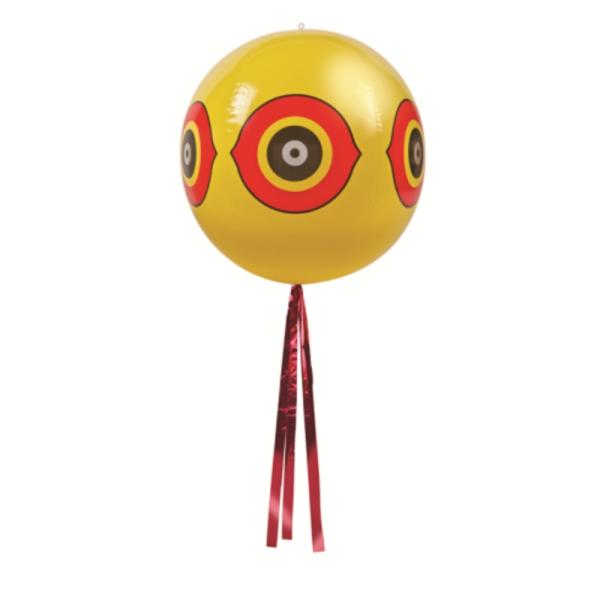 Schrikbal tegen vogels geel