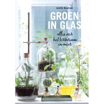Groen in glas door Judith Baehner