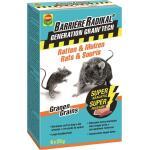 Ratten en muizen graantjes 6 x 25 g