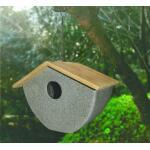 Nestkast bamboe - zadeldak
