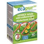 Herbex totale onkruidbestrijder Ecopur - 225 ml