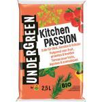 Undergreen Kitchen Passion - potgrond voor fruit groenten en kruiden 2,5 l