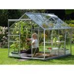Tuinkas Venus All-in-ONE + tuinbouwglas 193 x 257 x 197 - 4,96 m²