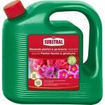 Meststof voor bloeiende planten & geraniums Substral - 2 L