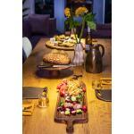 Dutchdeluxes BBQ-plank XL slim fit - notenhout