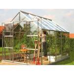 Kweekkas Jupiter 8300 - aluminium 8,3 m² + gratis fundering