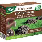 Anti-mollen geurzakjes - wateroplosbaar (50 stuks)