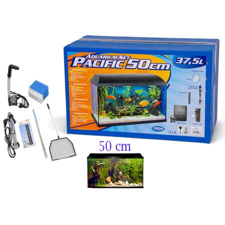 Aquarium kit + biofilter 37,5 L