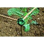 Flexibele bamboestokhouders - verbindsysteem