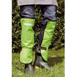 Beenbeschermers groen