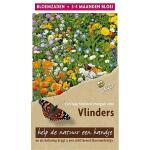Bloemenmix voor vlinders (LAAG) - 15 m²