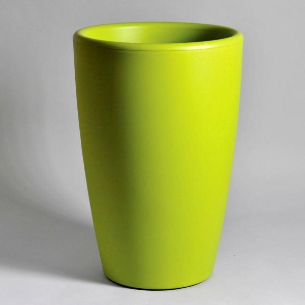 Bloempot trendy groen x h cm with zinken plantenbak intratuin for Intratuin wijchen