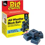 Rattenlokaas All-Weather - 15 blokken