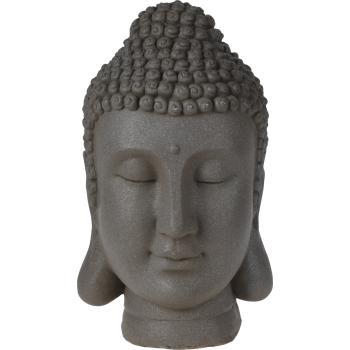 Boeddha Beeld Beton.Boeddha Hoofd In Beton Aanbieding Buddha Tuinbeeld Boeddha En