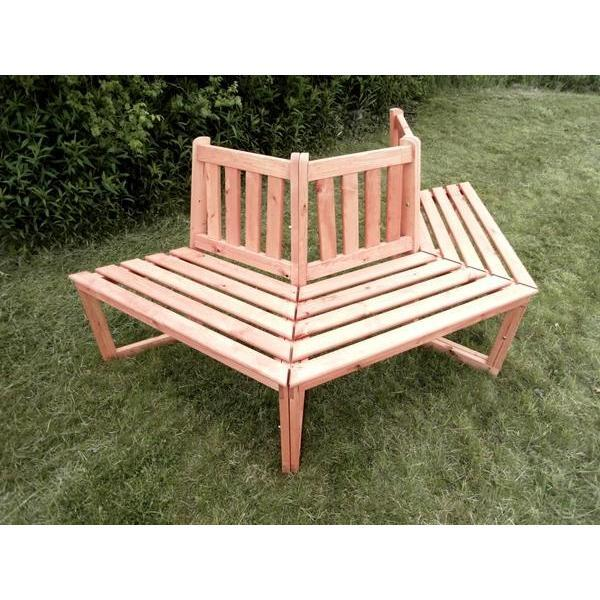 tuinbank voor rond een boom kopen boombank halve cirkel stoelen banken en tafels. Black Bedroom Furniture Sets. Home Design Ideas